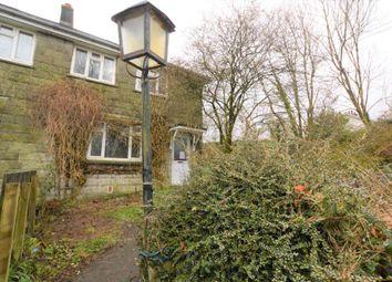 Thumbnail 3 bed semi-detached house for sale in Brook Terrace, Horrabridge, Yelverton
