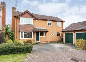 4 bed detached house for sale in Mulberry Close, West Bridgford NG2