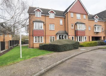 Thumbnail 2 bed flat for sale in Redoubt Close, Hitchin