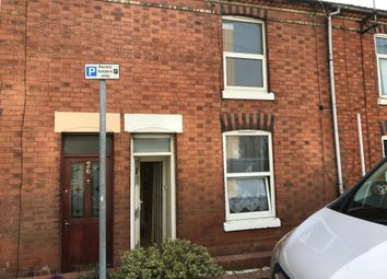 Thumbnail 2 bed terraced house to rent in Alma Street, Northamptom