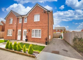 Thumbnail 3 bed semi-detached house for sale in Foxglove Way, Rudheath, Northwich