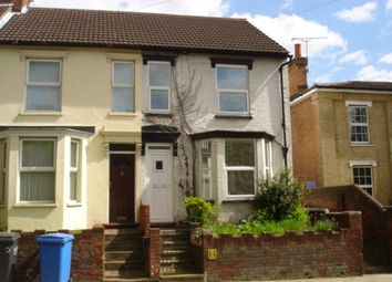 Thumbnail 2 bedroom end terrace house to rent in Woodbridge Road, Ipswoch