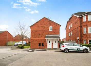 Thumbnail 2 bed flat for sale in Harrison Close, Warrington