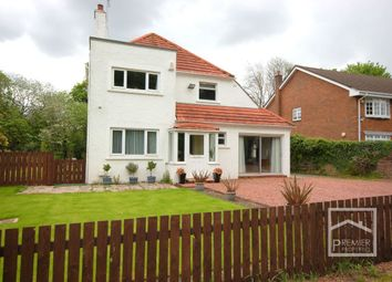 Thumbnail 4 bed detached house for sale in Holmwood Avenue, Uddingston, Glasgow