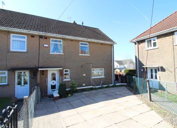 Thumbnail 3 bedroom semi-detached house for sale in Farm Close, Oakdale, Blackwood