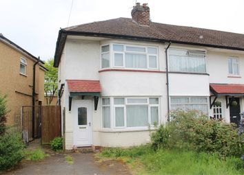 Thumbnail 3 bedroom semi-detached house to rent in Stanhope Road, Slough, Berkshire