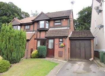 Thumbnail 3 bed semi-detached house to rent in Royal Close, Basingstoke