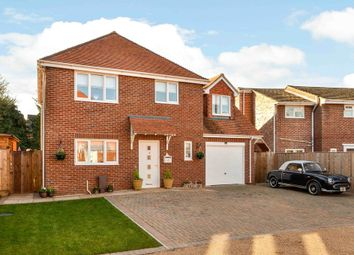 Thumbnail 4 bed detached house for sale in Wedgwood Way, Cowplain, Waterlooville