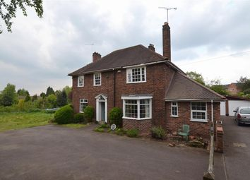 Thumbnail 4 bed detached house for sale in Radford Bank, Stafford