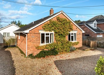 Thumbnail 4 bed detached bungalow for sale in Church Lane, Sway, Lymington