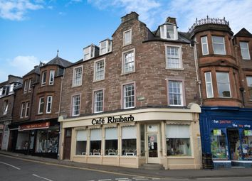 Thumbnail 2 bed flat for sale in Hill Street, Crieff