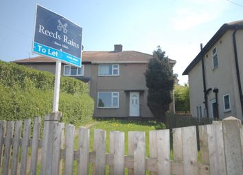 Thumbnail 3 bed semi-detached house to rent in Houfton Road, Bolsover, Chesterfield