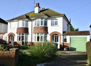 Thumbnail 3 bed semi-detached house for sale in Gatesden Road, Fetcham, Leatherhead