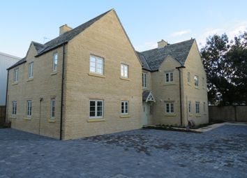 Thumbnail 2 bed flat for sale in Quercus Road, Tetbury