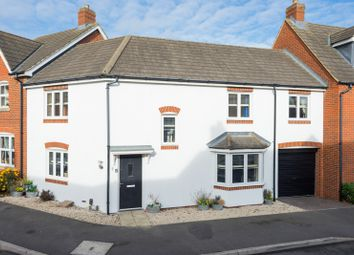 Thumbnail 4 bed semi-detached house for sale in Orchid Court, Kingsnorth, Ashford