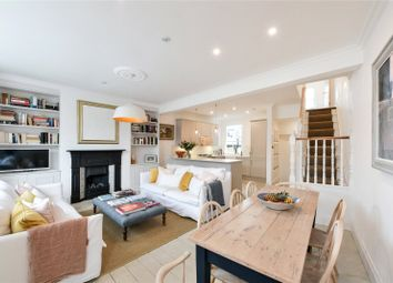 Thumbnail 3 bed flat for sale in Ashcombe Street, Fulham