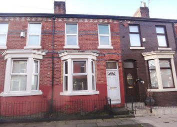 Thumbnail 2 bed terraced house for sale in Thurnham Street, Liverpool