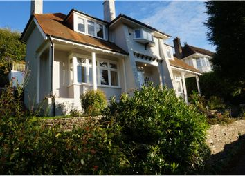 Thumbnail 4 bed detached house for sale in Eaton Road, Poole