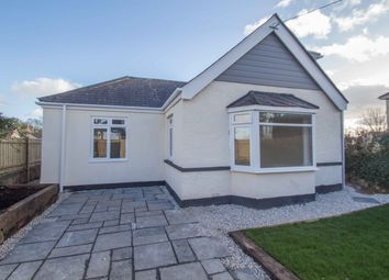 Thumbnail 3 bed detached bungalow for sale in Sherford Road, Sherford, Plymouth