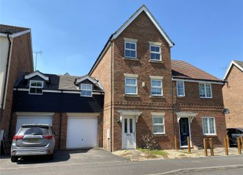 Thumbnail 4 bed terraced house for sale in Beatty Rise, Spencers Wood, Reading, Berkshire
