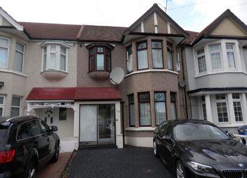 Glenwood Gardens, Gants Hill IG2. 3 bed terraced house