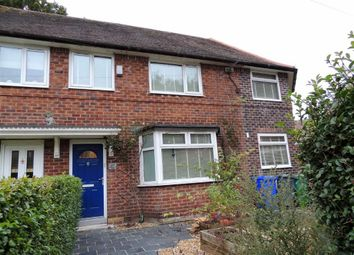 Thumbnail 4 bed semi-detached house for sale in Altrincham Road, Sharston, Manchester