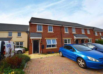Thumbnail 3 bed end terrace house for sale in Hyatt Close, Longford, Gloucester