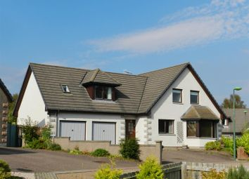 Thumbnail 5 bedroom detached house for sale in Dalfaber Park, Aviemore