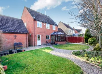 Thumbnail 4 bed detached house for sale in Chatsfield, Werrington, Peterborough