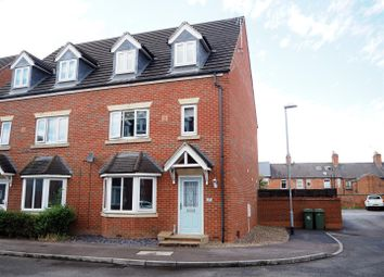 Thumbnail 4 bed semi-detached house for sale in Massey Court, Newark