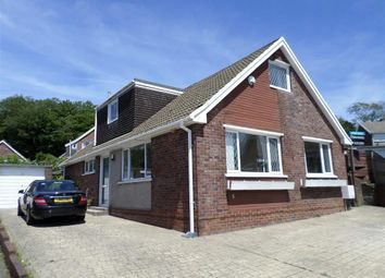 Thumbnail 4 bed detached bungalow for sale in Hendrefoilan Close, Swansea
