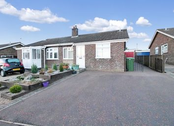 Thumbnail 4 bedroom bungalow for sale in St. Andrews Close, Long Stratton, Norwich