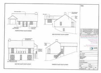 Thumbnail Land for sale in Opposite 1 Milford Cottages, Newtown, Powys