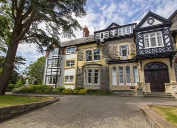 Thumbnail 3 bed flat for sale in Bradford Place, Penarth