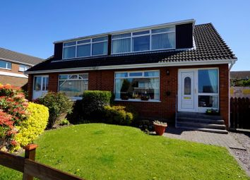 Thumbnail 3 bed semi-detached house for sale in Linden Gardens, Bangor
