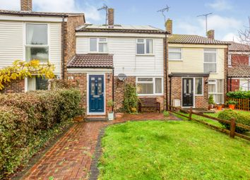 Thumbnail 3 bed terraced house for sale in St Michaels Way, Partridge Green