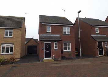 Thumbnail 3 bedroom detached house for sale in Albert Road, Countesthorpe, Leicester, Leicestershire