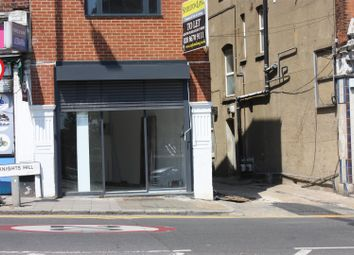 Thumbnail Commercial property to let in Knights Hill, London