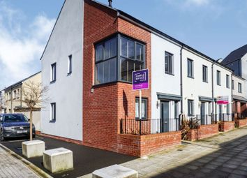 3 bed end terrace house for sale in Centenary Road, Plymouth PL1