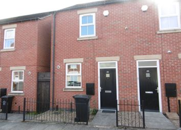 Thumbnail 2 bed terraced house to rent in Ruby Street, Leicester