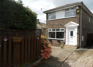 Thumbnail 3 bed detached house for sale in High Fold, Wheathead Lane, Keighley, West Yorkshire