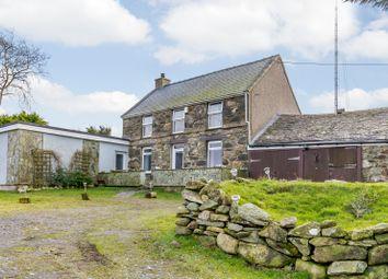 Thumbnail 3 bed detached house for sale in Nasareth, Caernarfon, Gwynedd