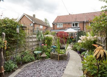 Thumbnail 2 bed terraced house for sale in Church Lane, Strensall, York