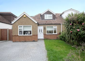 Thumbnail 4 bed semi-detached house to rent in Farleigh Road, New Haw, Surrey