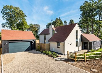 Thumbnail 4 bed detached house for sale in Tiltwood Estate, Hophurst Lane, Crawley Down