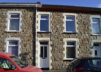 Thumbnail 3 bed terraced house for sale in Cwm Road, Waunlwyd, Ebbw Vale