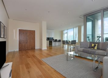 Thumbnail 3 bed flat to rent in Arora Tower 2 Waterview Drive, London