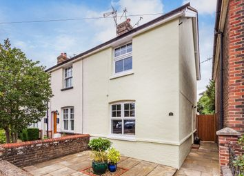 Thumbnail 2 bed end terrace house for sale in Lingfield Road, Edenbridge