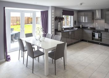 "Thumbnail 3 bed semi-detached house for sale in ""Urquhart"" at Corseduick Road, Newmachar, Aberdeen"
