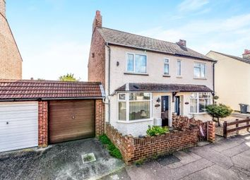 Thumbnail 3 bed semi-detached house for sale in Chantry Road, Kempston, Bedford, Bedfordshire